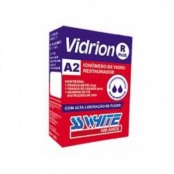 VIDRION R PLUS - IONÔMERO DE VIDRO PARA RESTAURAÇÃO. ANVISA Nº 80149719035