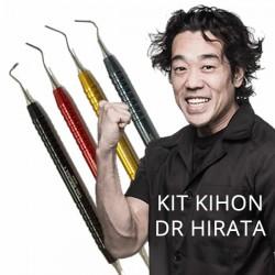 KIT HIRATA KIHON (DR. RONALDO HIRATA) ANVISA Nº 80149710224